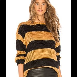 NWT Lovers + Friends Oversized Knitted Sweater